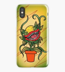 Audrey2 Little Shop Of Horrors  iPhone Case/Skin