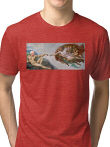 The Creation of Socialism Tri-blend T-Shirt