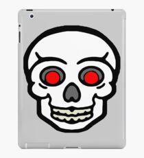 Happy Skull - Skeleton Head - Goth iPad Case/Skin