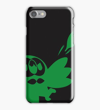 Rowlet Green iPhone Case/Skin