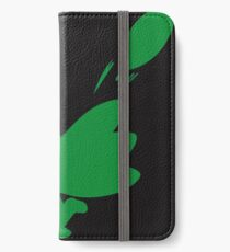 Rowlet Green iPhone Wallet/Case/Skin