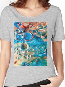 Bubbles and Ink Women's Relaxed Fit T-Shirt