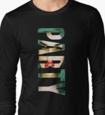 ADORE DELANO - PARTY Long Sleeve T-Shirt