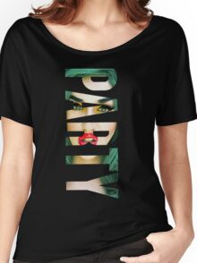 ADORE DELANO - PARTY Women's Relaxed Fit T-Shirt