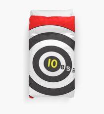 Target game for duvet fun! Duvet Cover