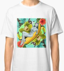 Abstract Pin Up Classic T-Shirt