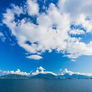 Coastal landscape  by kawing921