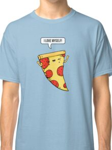 Pizza Love Classic T-Shirt