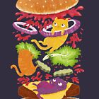 Cat Burger by Sarah Crosby