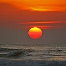 Red Sun Rising by AnneDB