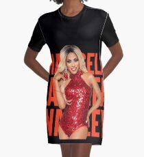 SHANGELA LAQUIFA WADLEY Graphic T-Shirt Dress