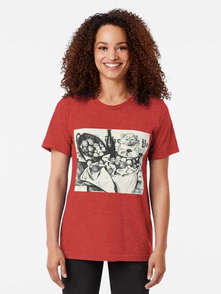 Alternative Ansicht von The basket of apples  Vintage T-Shirt