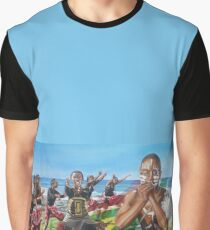 African dancegroup Graphic T-Shirt