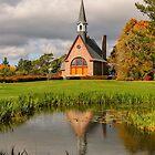 Grand-Pre Church by kenmo