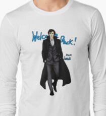 Sherlock Returns! Long Sleeve T-Shirt