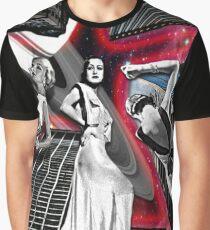 SKYSCRAPER MODELS Graphic T-Shirt