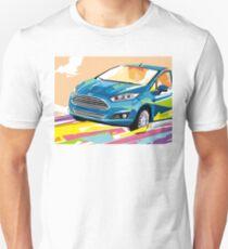 Exlusive Car Unisex T-Shirt