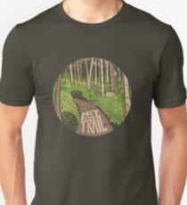 Hit the Trail Unisex T-Shirt