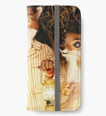Fantastic Mr. Fox - Wes Anderson Film iPhone Wallet