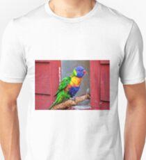 Rainbow Lory T-Shirt