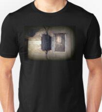 Battery Mishler Power Hoist Unisex T-Shirt