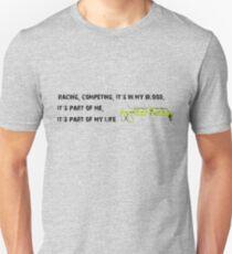 F1 legend Ayrton Senna quote T-Shirt