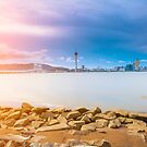 Sunset in Macau by kawing921
