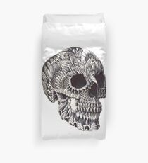 Ornate Skull Duvet Cover