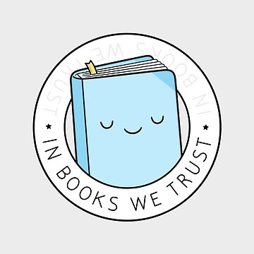 In Books We Trust by kimvervuurt