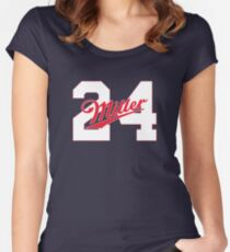 Andrew Miller Time Women's Fitted Scoop T-Shirt