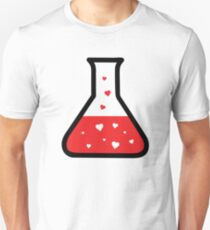 Love Potion (Science) Unisex T-Shirt