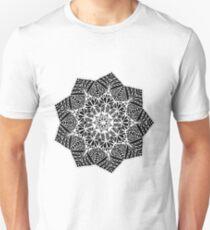 Inverted Mandala  T-Shirt