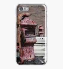 Robots iPhone Case/Skin
