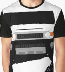 Japanese Offroader Suspension Flex Graphic T-Shirt