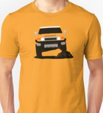 Japanese Offroader Suspension Flex Unisex T-Shirt