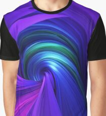 Twisting Forms #6 Graphic T-Shirt