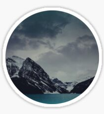 Lake Louise Sticker