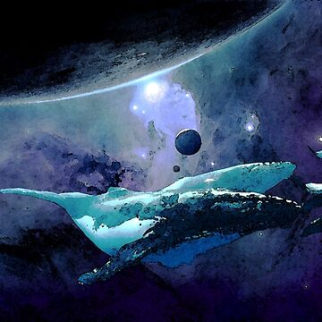 Sea of Stars by Zorbak95