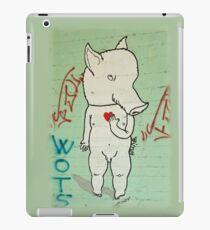 Naked Piggy iPad Case/Skin