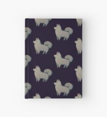 Samoyed  Hardcover Journal