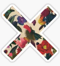 The xx // washed out- parcosm Sticker
