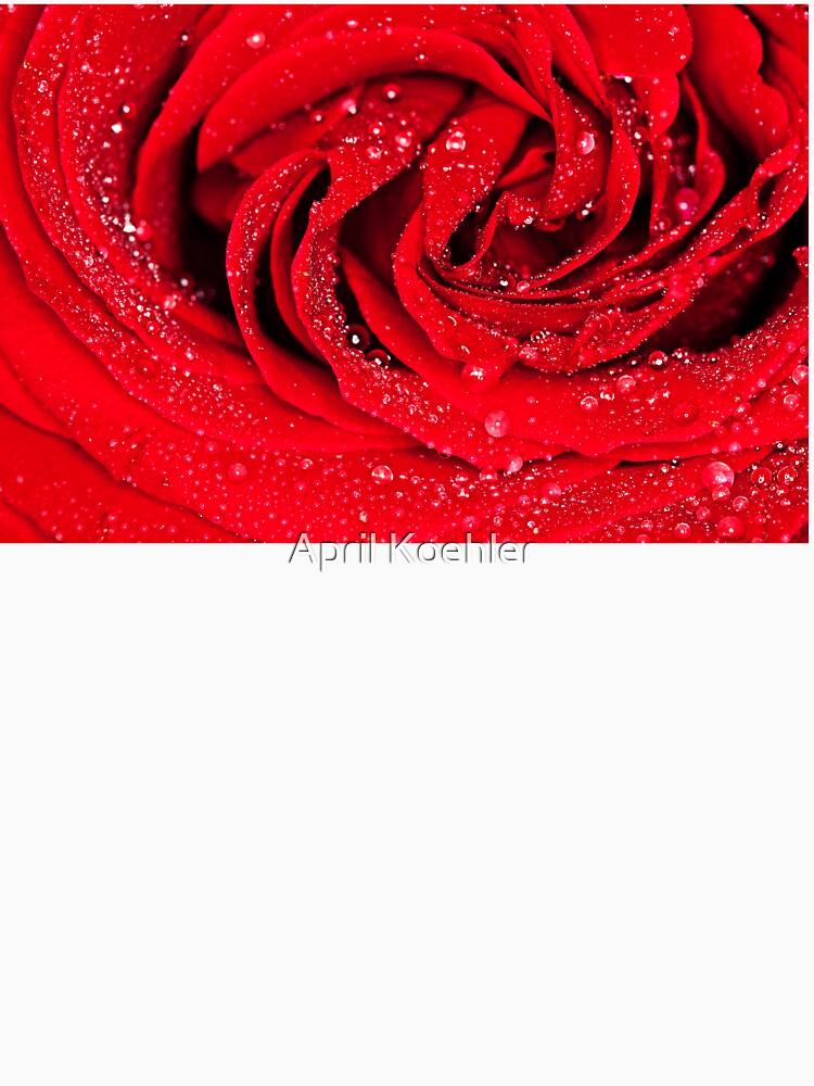 Sparkling Rose by AprilKoehler