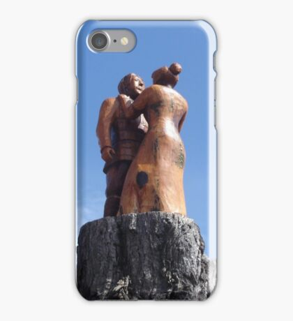 Wonderful Wooden Work iPhone Case/Skin