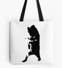 rip pedals the bear Tote Bag