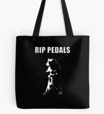 pedal the bear rip Tote Bag