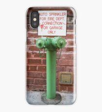 Sprinkler iPhone Case/Skin