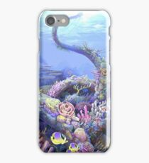the Coral Beast iPhone Case/Skin