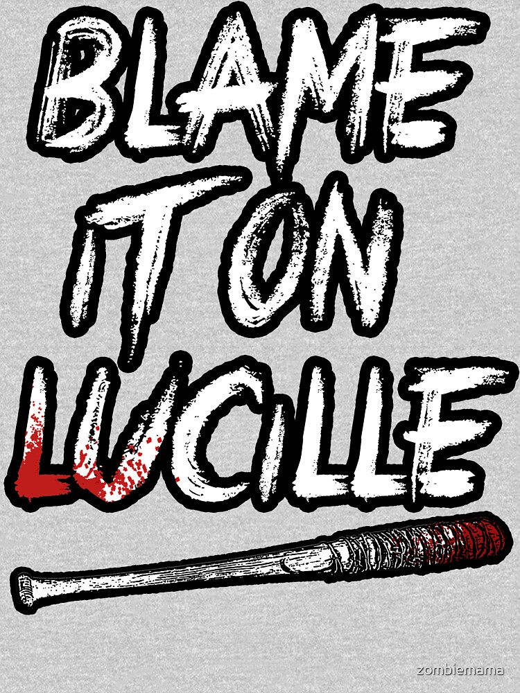 Blame It On Lucille by zombiemama