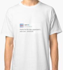 GOT7 Jackson Tweet  Classic T-Shirt