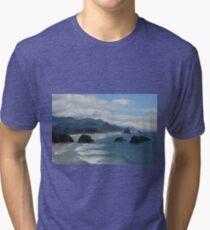 Coastal Cove Tri-blend T-Shirt